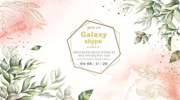 NỆM GALAXY - VIETBUILD2020