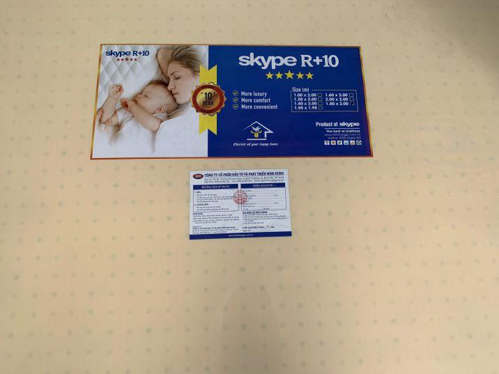skype R+10
